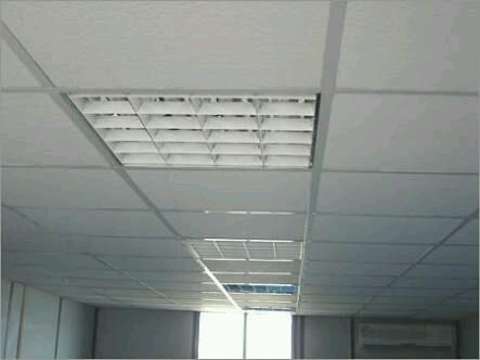 grid-ceiling ( 2x2 tile Ceiling )