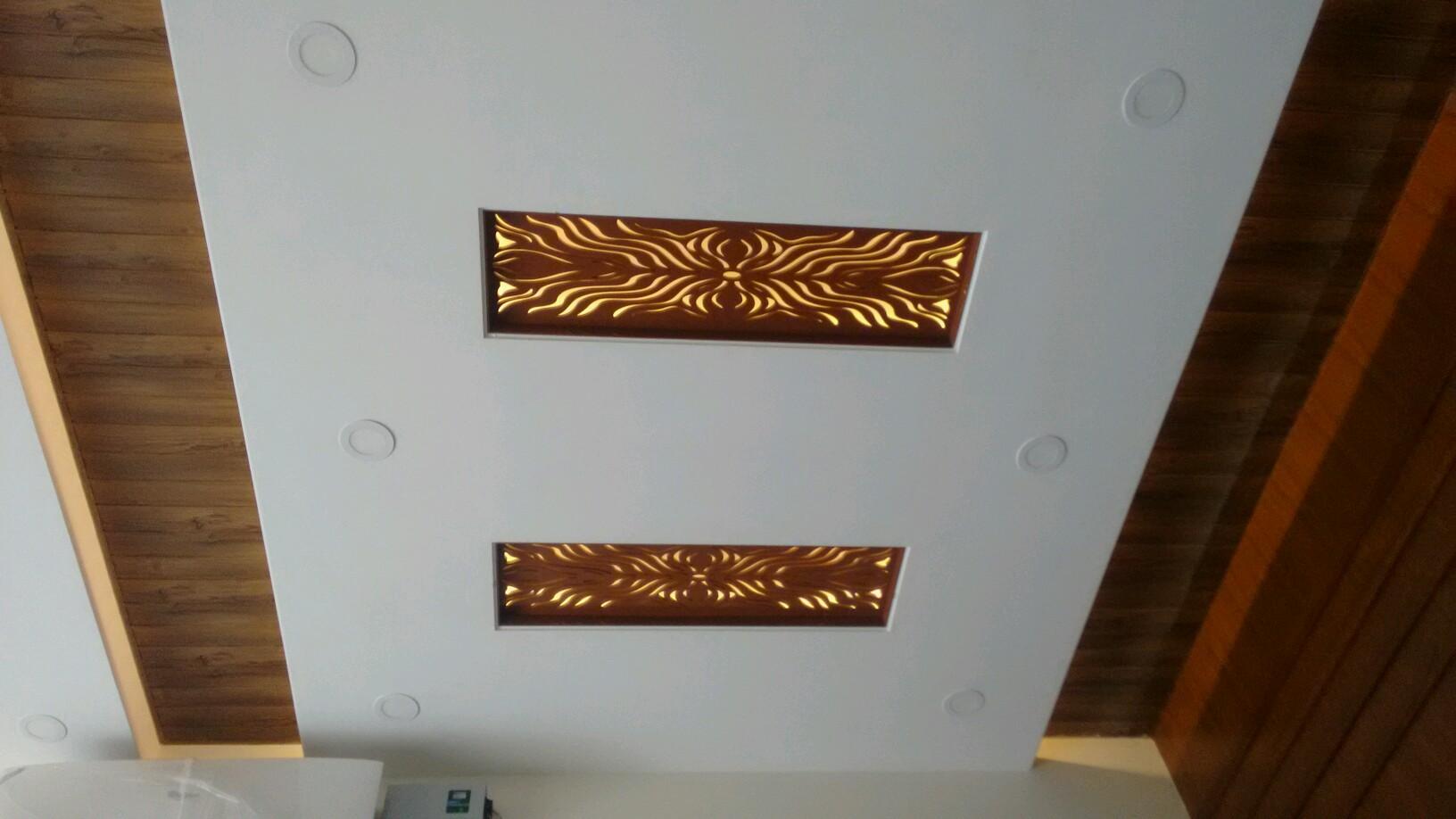 Pvc Ceiling Work In Chandigarh Panchkula Mohali Punjab